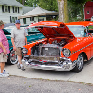 Manitou Beach Car Show