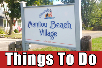 Things to Do in Manitou Beach