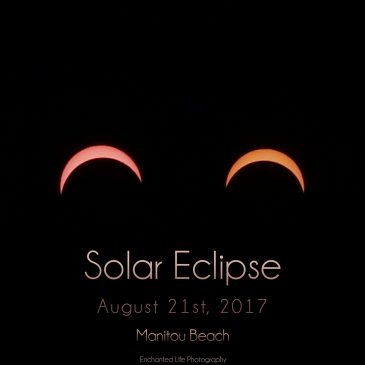 Solar Eclipse – Manitou Beach, MI